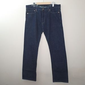 GAP 1969 Extra Low Straight Men Jeans Size 34×32
